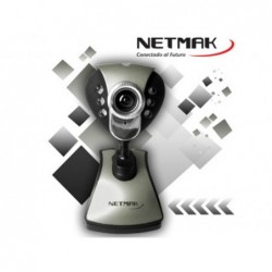 Webcam Netmak Nm-W48S...
