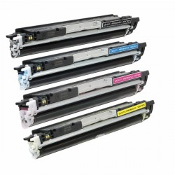 Toner Yellow CE312A Hp...