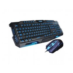 Kit Teclado Mouse Noga...