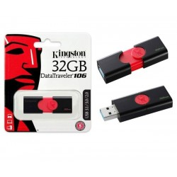 PENDRIVE 32GB KINGSTON...