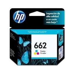 Cartucho Hp 662 Original Color