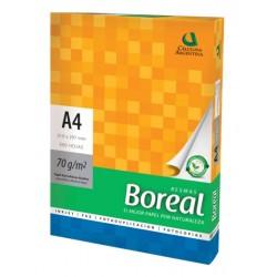 Resma  A4 70 Grs Boreal 500...