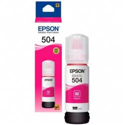 Tinta Epson original T504...