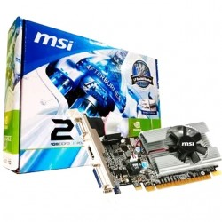 Placa de video MSI Geforce...