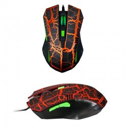 Mouse Gamer Pc Usb Noga...