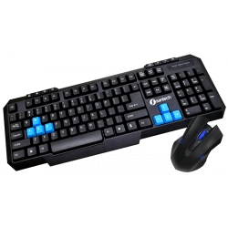 TECLADO Y MOUSE ST-KIT902W...