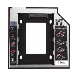 "CADDY DISK SATA 2.5"" 9.5mm..."