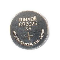 Pila Cr2025 Maxell x Unidad