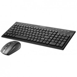 Kit Teclado + Mouse Kolke...