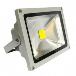 Reflector Led 30w Luz Blanca