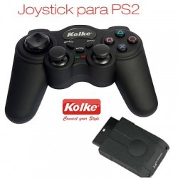 Joystick PS2 inalambrico...