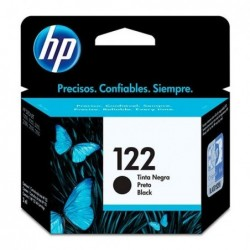 Cartucho Original Hp122 Negro